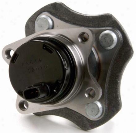 National Bearing Hub Assy 512209 Toyota Wheel Hub Assemblies