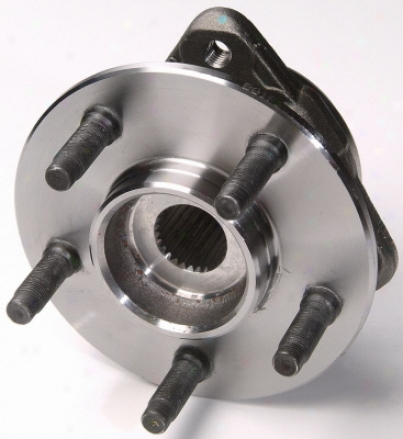 National Bearing Hub Assy5 15014 Chevrolet Parts