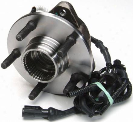 National Bearing Hub Assy 515027 Ford Parts