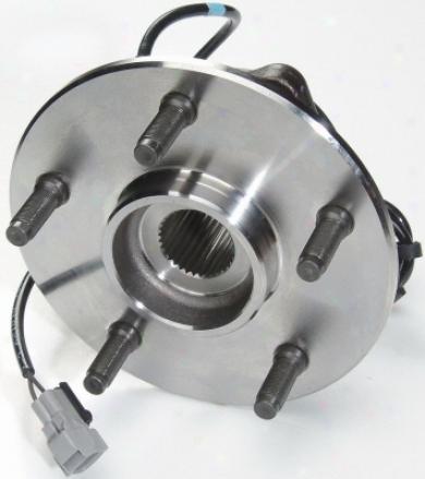 National Bearing Hub Assy 515039 Toyoga Parts