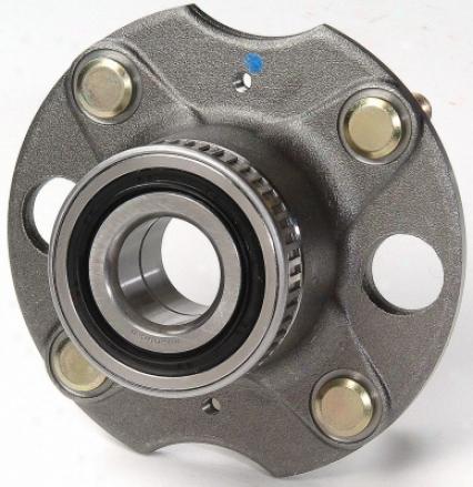 National Seal Bearing Hub Assy 512022 Honda Wheel Hub Assemblies