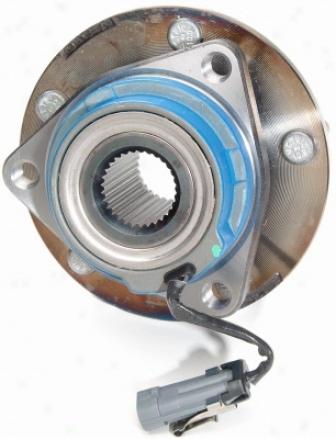 National Seal Bearing Hub Assy 512153 Chevrolet Wheel Hub Assemblies