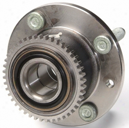National Seal Bearing Hub Assy 512161 Mazda Parts