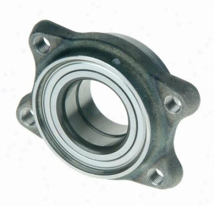National Seal Bearing Hub Assy 512305 Audi Wheel Hub Assemblies