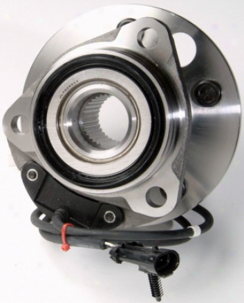 National Seal Bearing Hub Assy 515005 Gmc Partd