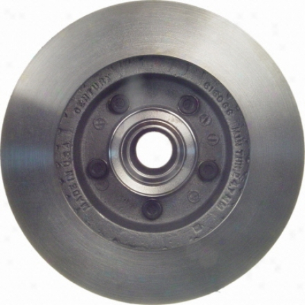 Parts Masyer Brakes 102133 Shuffle Disc Thicket Rotor Hub