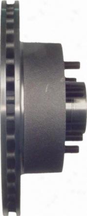 Parts Master Brakes 125161 Dodge Disc Brake Rotor Hub