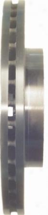 Parts Master Brakes 125258 Lexus Disc Brake Rotor Hub