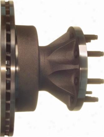 Parts Master Brakes 125629 Ford Disc Brake Rotor Hub