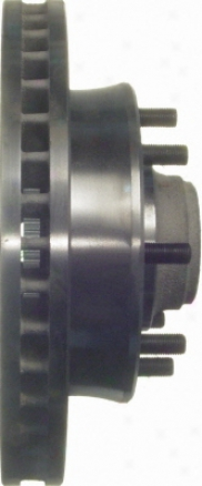 Quarters Master Brakes 125765 Dodge Disc Brake Rotor Hub