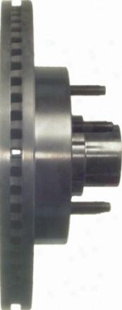 Parts Master Brakes 126114 Ford Disc Brake Rotor Hub
