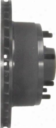 Parts Master Brakes 60243 Oldsmobile Disc Brake Rotor Hub