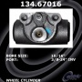Centric Parts 134.67016 Chrysler Parts