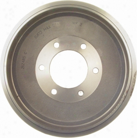Wagner Bd12560 Bd125650 Ford Quarters