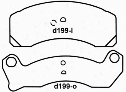 Wagner Categorical Numbers Pd199 Toyota Parts