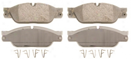 Wagner Mx1065 Mx1065 Ford Semi Metalic Brake Pads