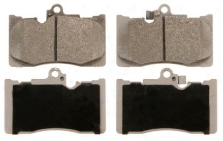 Wagner Mx1118 Mx1118 Hummer Semi Metalic Brake Pads