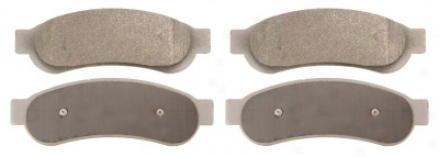 Wagner Mx1334 Mx1334 Mercedes-benz Semi Metalic Brake Pads