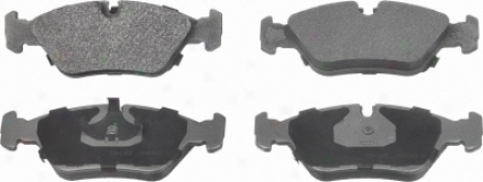 Wagner Mx253 Mx253 Volvo Semi Metalic Brake Pads