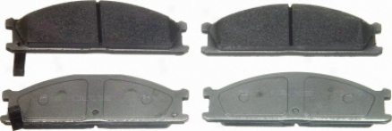 Wagner Ms333 Mx333 Honda Semi Metalic Brake Pads