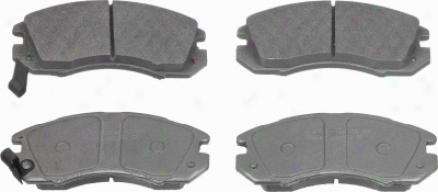 Wagner Mx470 Mx470 Subaru Semi Mefalic Brake Pads