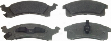 Wagner Mx506 Mx506 Saturn Semi Metalic Brake Pads