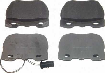 Wagher Mx520 Mx50 Dodge Semi Metalic Brake Pads