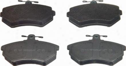 Wagner Mx684 Mx684 Volkswagen Semi Metalic Brake Pads