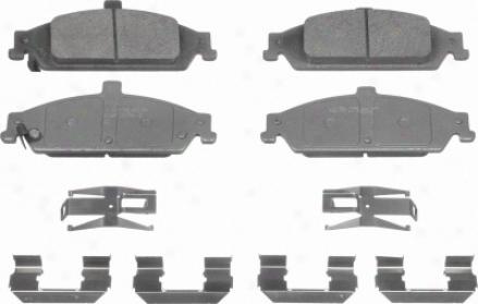 Wagner Mx727 Mx727 Saturn Semi Metalic Thicket Pads
