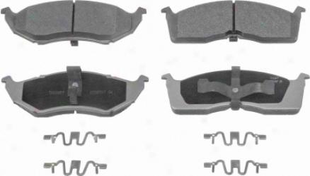 Wagner Mx730c Mx730c Chevrolet Seji Metalic Brake Pads