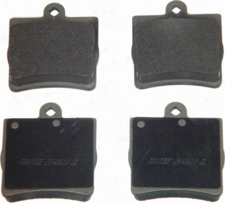 Wagner Mx779 Mx779 Bmw Semi Metalic Brake Pads