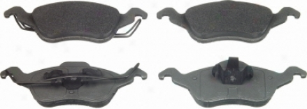 Wagner Mx816 Mx816 Buick Srmi Metalic Brake Pads