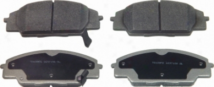 Wagner Mx829 Mx829 Nissan/datsun Semi Metalic Brake Pads