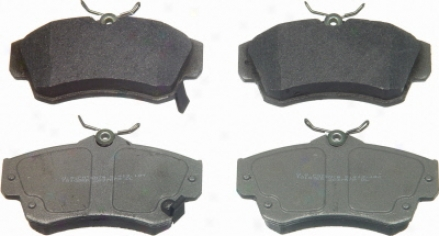 Wagner Mx841 Mx841 Dodge Semi Metalic Brake Pads
