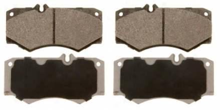 Wagner Mx927 Mx927 Subaru Semi Metalic Brake Pads