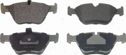 Wagner Mx947 Mx947 Gmc Semi Metalic Brake Pads
