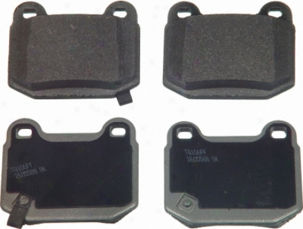 Wagner Mx961 Mx961 Start aside Semi Metalic Brake Pads