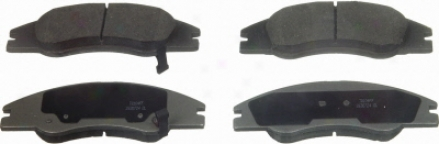 Wagner Pd1074 Pd1074 Ford Organic Brake Pads