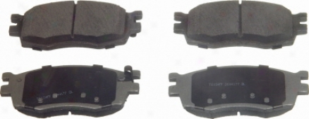 Wagner Pd1156 Pd1156 Kia Organized Brake Pads