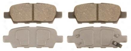 Wagner Pd1828 Pd1288 Kia Organic Brake Pads
