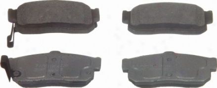 Wagner Pd540a Pd540a Volvo Organic Brake Pads