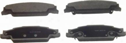 Wagner Pd922a Pd922a Hyundai Organic Brake Pads