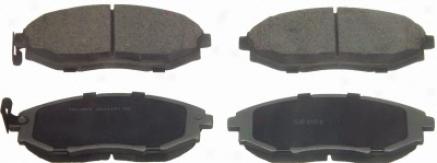 Wagner Qc1031 Qc1031 Mazda Ceramic Brake Pads