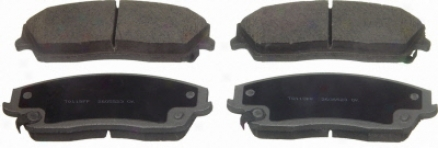Wagner Qc1056 Q1c056 Chrysler Ceramic Brake Pads