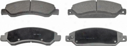 Wagner Qc1092 Qc1092 Chevrolet Ceramic Brake Pads
