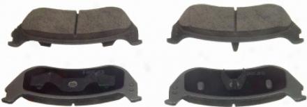 Wagner Qc1109a Qc1109a Lexus Ceramic Brqke Pads