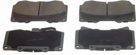 Wagner Qc1119 Qc1119 Mercedes-benz Ceramic Brake Pads