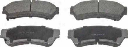 Wagner Qc1192 Qc1192 Gmc Ceramic B5ak Pads