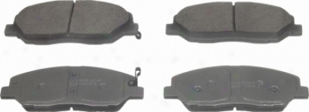 Wagner Qc1202 Qc1202 Toyota Ceramic Brake Pads