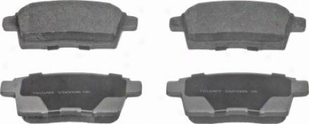 Wagner Qc1259 Qc1259 Hyundai Ceramic Brake Pads